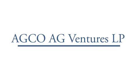 AGCO AG Ventures LP